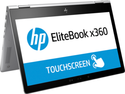 HP EliteBook X360 2-in-1 convertible