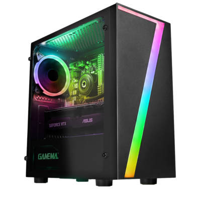 HST Seven G Series gaming PC