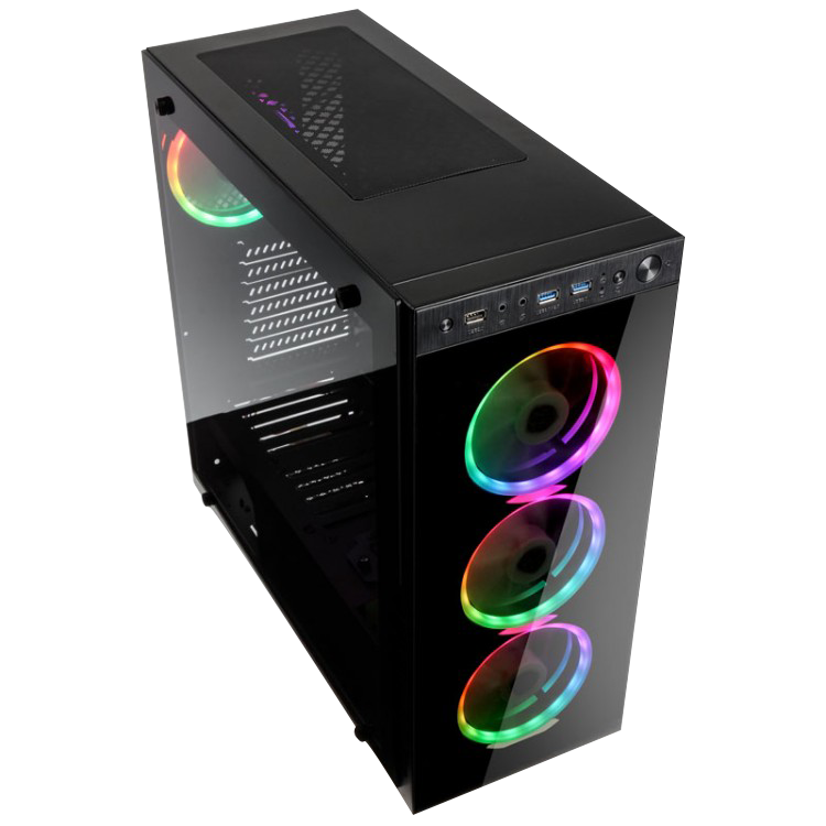 HST All in One GTA V Intel i5-9400F Gaming PC Bundle - Gaming PCs