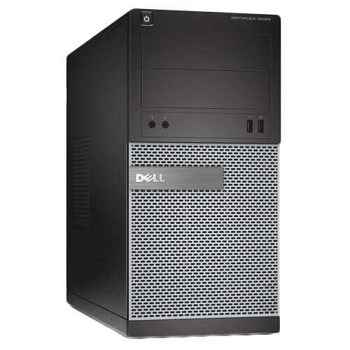 Dell OptiPlex 9010 MT PC Intel Core i5-3470 CPU 3.20GHz 4GB RAM 250GB Hard Drive