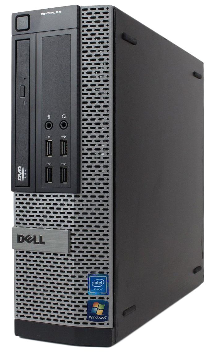 Dell OptiPlex 790 PC Intel Core i7-2600 CPU 3.40GHz 4GB RAM 250GB Hard Drive