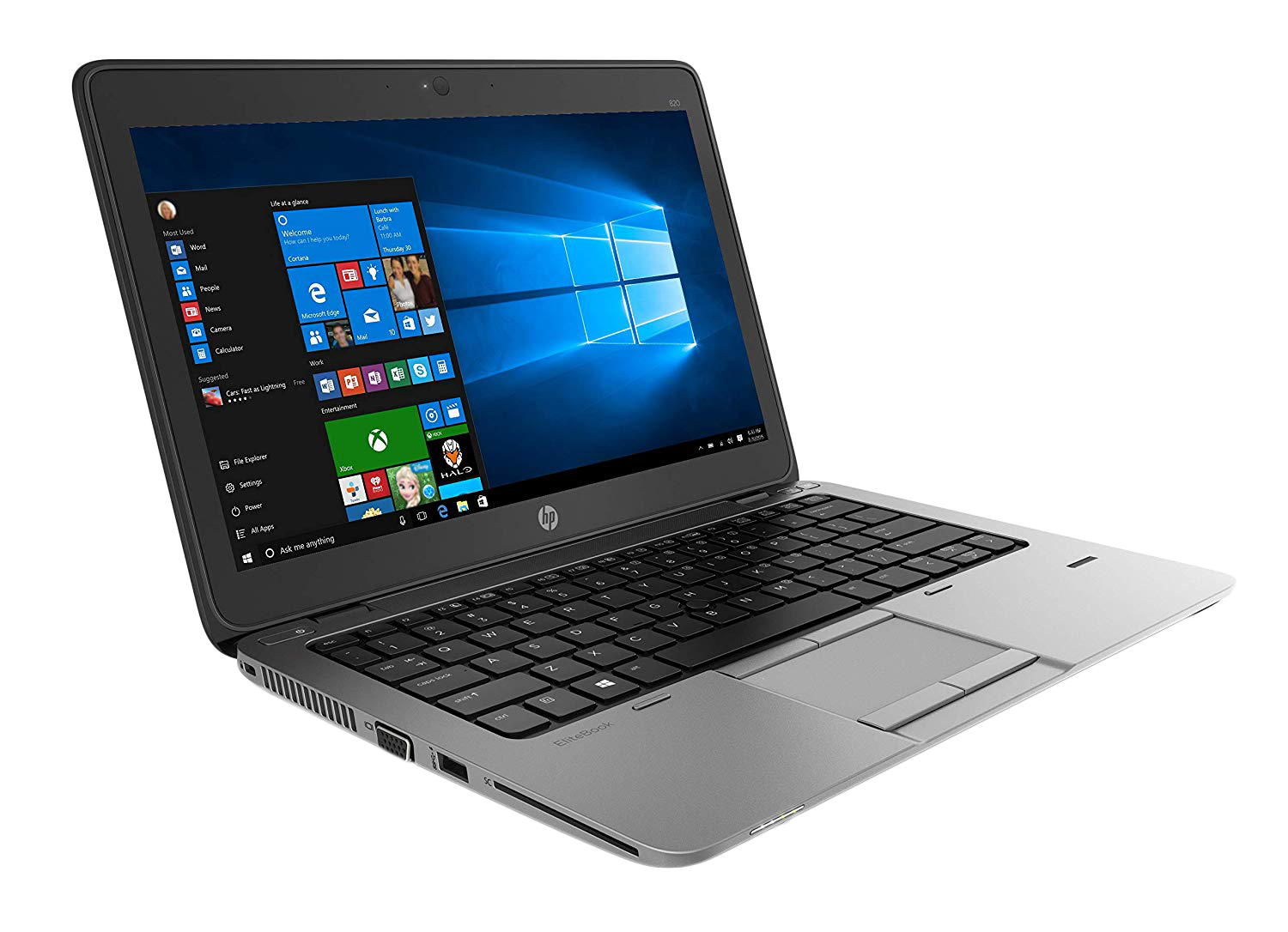 HP EliteBook 820 G1 Ultrabook Laptop i5-4300U 1.90GHz 4GB RAM 250GB HDD (Customisable)