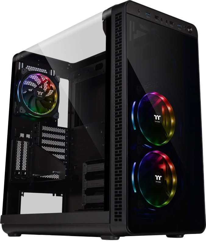 HST View 37 Ryzen 5 2600 Hex Core GTX1050ti 4GB Customisable Gaming PC
