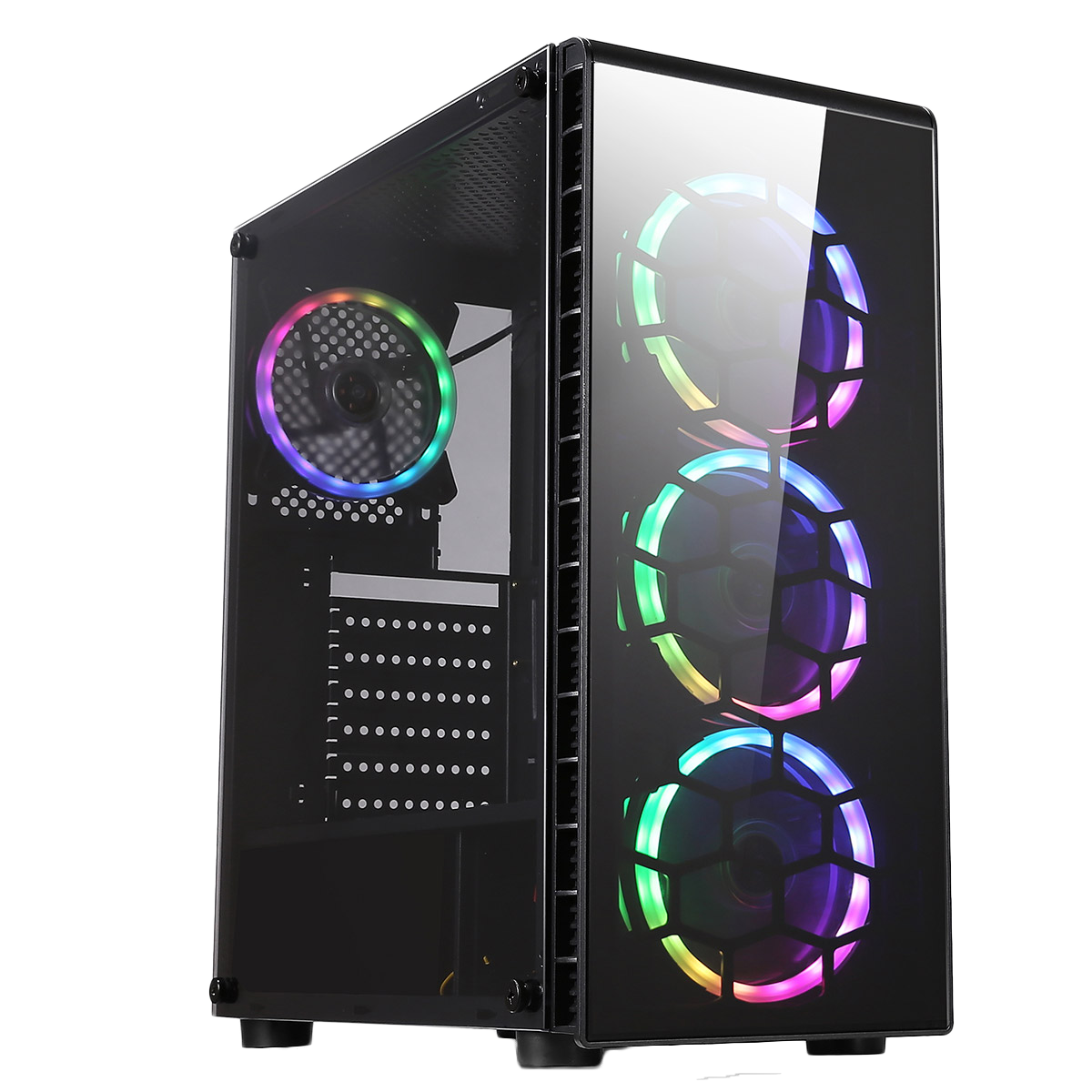 HST Raider i5 Quad Core 8GB RAM 500GB GT710 NVIDIA Customisable Gaming PC
