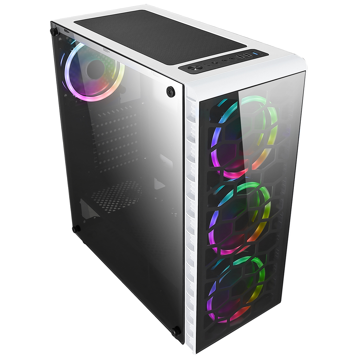 HST Raider RGB Ryzen 3 2200G Quad Core GTX/RTX Customisable Gaming PC