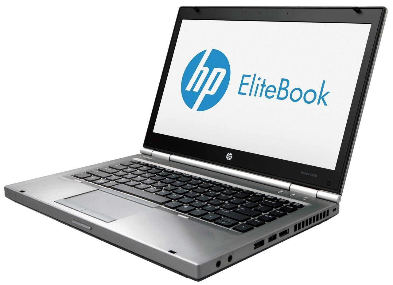 HP EliteBook 8470P Laptop i5-3380M 2.90GHz 4GB RAM 250GB HDD (Customisable)