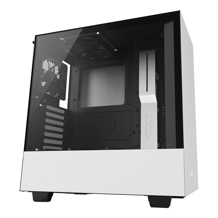 HST NZXT H500 Intel i3-9100F Radeon RX580 8GB Customisable Gaming PC