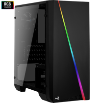 HST Cylon Mini RGB Intel i3-9100F 8GB GTX1050 2GB Customisable Gaming PC