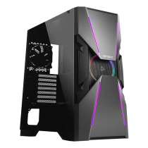 HST DA601 Intel i3-8100 GTX/RTX Customisable Gaming PC