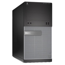 Dell OptiPlex 3020 PC Intel Core i3-4130 CPU 3.20GHz 4GB RAM 250GB Hard Drive