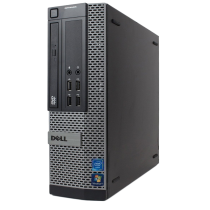 Dell OptiPlex 7020 PC Intel Core i3-4160 CPU 3.30GHz 4GB RAM 250GB Hard Drive