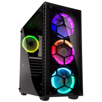 HST Observatory i5 8400 16GB 1070 Hex Core Gaming PC