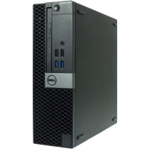 Dell OptiPlex 5040 PC Intel Core i5-6500 CPU 3.20GHz 8GB RAM 240GB Solid State Drive