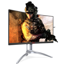 "AOC Gaming AGON series AG273QCX - 27"" Curved WQHD Led Monitor"