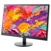 "AOC 23.6"" E2470SWDA LED Monitor - Black"