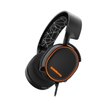 SteelSeries Arctis 5 Gaming Headset - Black 2019 Edition