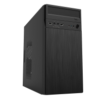 HST Black Steel A10 9700 Quad Core Multimedia Customisable PC