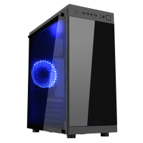 HST Voyager A8 9600 Quad Core RX550 Gaming PC