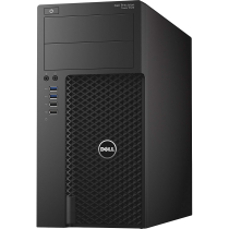 Dell Precision Tower 3620 Workstation Intel Core i7-6700 CPU 3.40GHz 16GB RAM 250GB Hard Drive