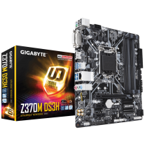 Gigabyte Z370M DS3H (Socket 1151/Z370 Express/DDR4/S-ATA 600/Micro ATX) Motherboard
