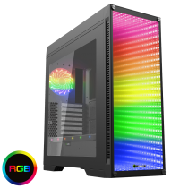 Abyss ATX Full Tower Tempered Glass Front Panel