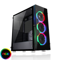 HST Eclipse Intel i5 9400 8GB RX5700 XT 8GB Customisable Gaming PC