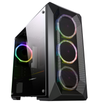 HST Kamikaze PRO ARGB Ryzen 5 2600 6 Core RX560 4GB Customisable Gaming PC