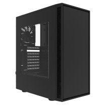Obsidian Black Mid Tower ATX 2 x USB3 1 x Rear Black Fan
