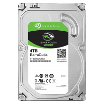 "Seagate BarraCuda ST4000DM004 4TB 3.5"" 5400RPM 256MB Cache SATA III Internal Hard Drive"