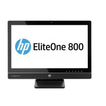 "HP EliteOne 800 G1 Intel I5-4590S 3.00GHZ TouchScreen All-In-One 23"" FHD PC"