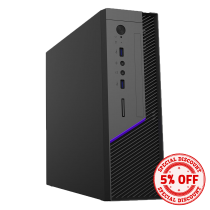 HST Nexus Intel i5 9400 8GB Home/Office Customisable PC