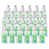 HST Organic Hand Sanitiser Spray - 50ml (24 Pack)