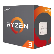 AMD Ryzen 3 1300X 3.5GHz Quad Core AM4 Socket Overclockable Processor
