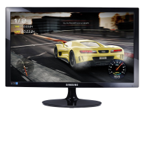 "Samsung SD330 Series S24D330H 24"" Full HD LED D-Sub/HDMI Gaming Monitor"
