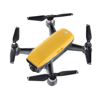 DJI Spark Sunrise Yellow Drone