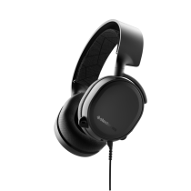 SteelSeries Arctis 3 Black Gaming Headset (2019 Edition)
