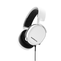 SteelSeries Arctis 3 White Gaming Headset (2019 Edition)