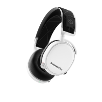 SteelSeries Arctis 7 PC/Console Wireless Gaming Headset White (2019 Edition)