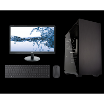 HST Stronghold i3 8100 8GB DDR4 240GB SSD Home & Office Customisable PC Bundle